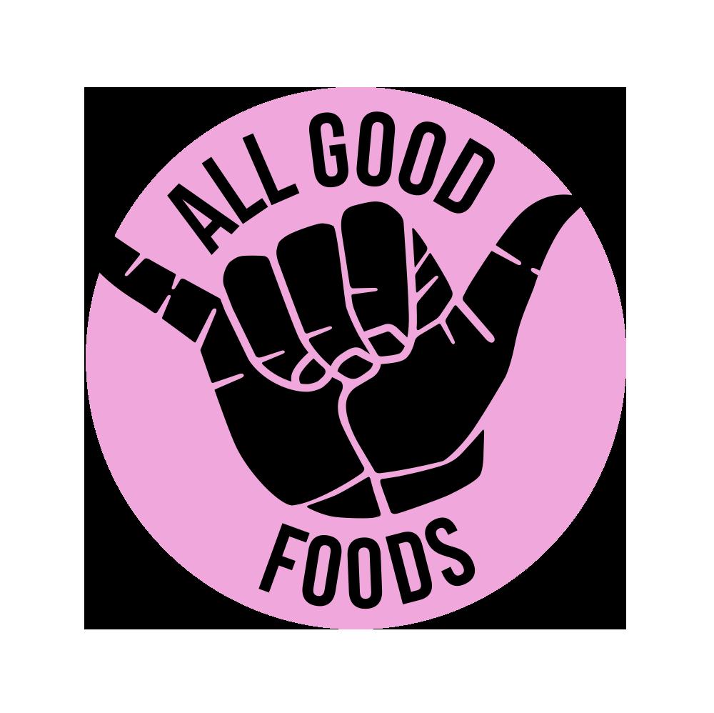 All Good Foods Logo ABG